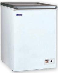 UDD 100 CKG Felnyitható üvegtetős mélyhűtőláda