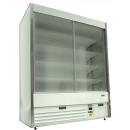 RCH 0.9 DÜSSELDORF 1,1 - Refrigerated wall cabinet with sliding doors