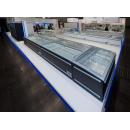 UMD 1850 D BODRUM - Chest freezer with sliding curved glass top