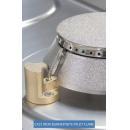 Mașină de gătit pe gaz cu 4 arzătoare | SPT 780/11 GE