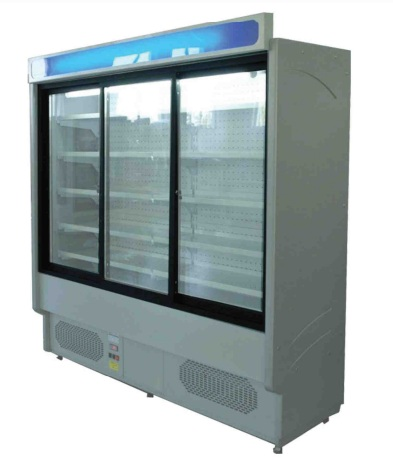 RCH4D 1.0/0.9 Refrigerated wall counter