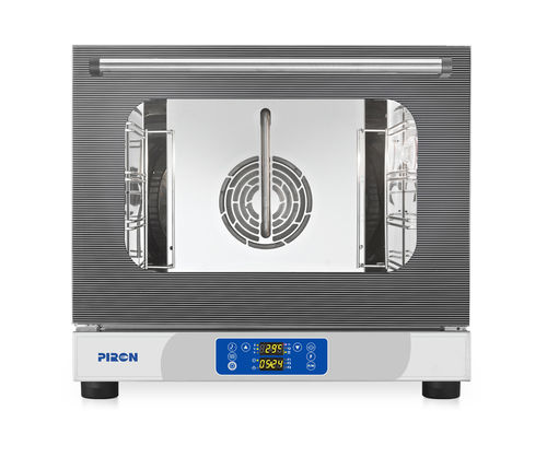 PF6004D - Digital convection humidity oven with inverter 4x (442x325) or GN 2/3