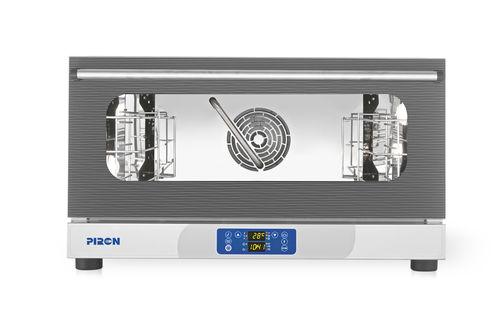 PF8003D - Digitális konvekciós sütő párásítóval és inverterrel 3x (600x400) vagy GN 1/1