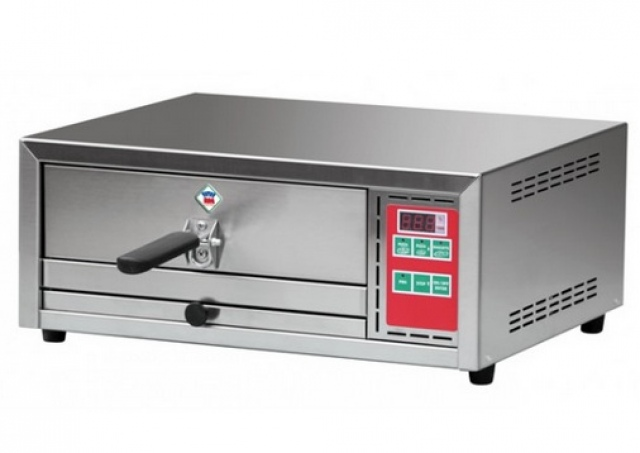 FPP-36 - Pizzakemence digitális vezérléssel