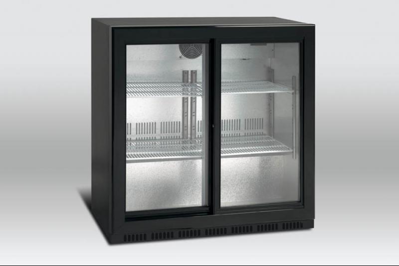 SC 209 SL - Vitrină frigorifică bar cu ușă dublă