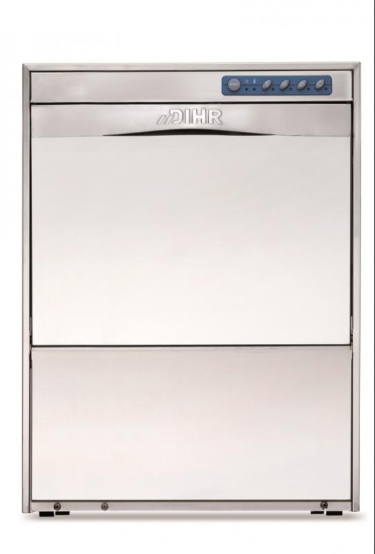 DS 50 Glass and dishwasher