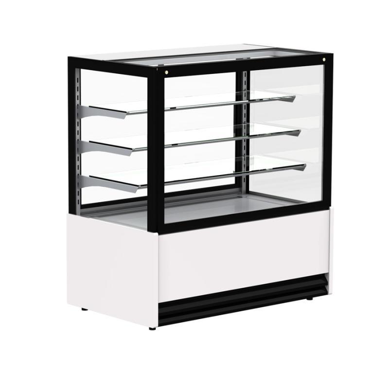 Vitrină frigorifică de cofetărie și patiserie | WCH-1/C5 970 ELLADA