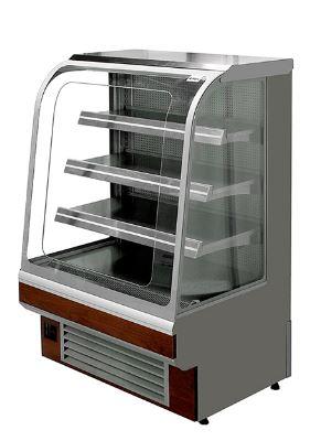 Vitrină frigorifică de prezentare cu autoservire | R-1 TS/O 60/CH TOSTI