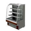 Vitrină frigorifică de prezentare cu autoservire | R-1 TS/O 90/CH TOSTI