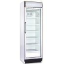 UDD 370 DTKL upright freezer with glass door