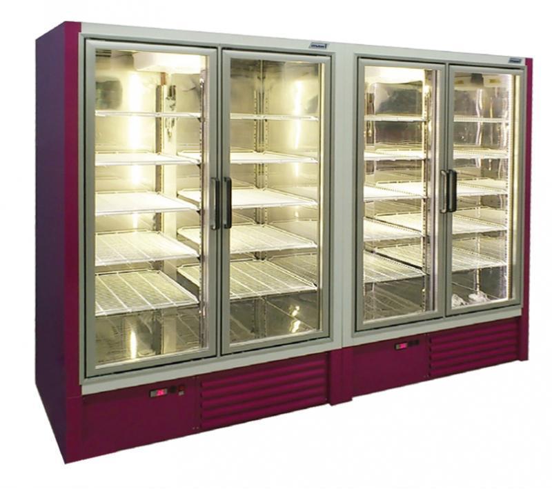 SMR 1,25 BETA - Freezing wall counter