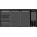 DCL-622 MU/VS | Dulap frigorific pentru bar