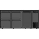 DCL-552 MU/VS | Dulap frigorific pentru bar