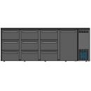 DCL-6662 MU/VS | Dulap frigorific pentru bar