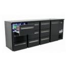 DCL-6662 MU/VS - Bar cooler