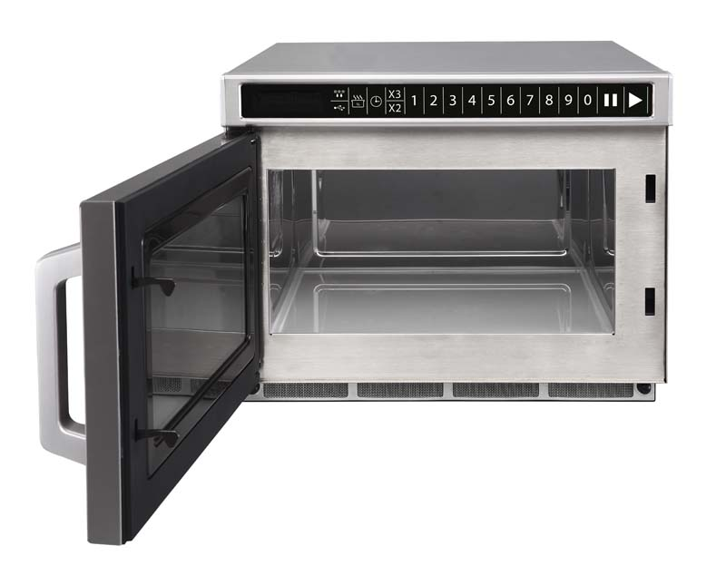 281376 - Microwave Programmable via USB, 1800 W