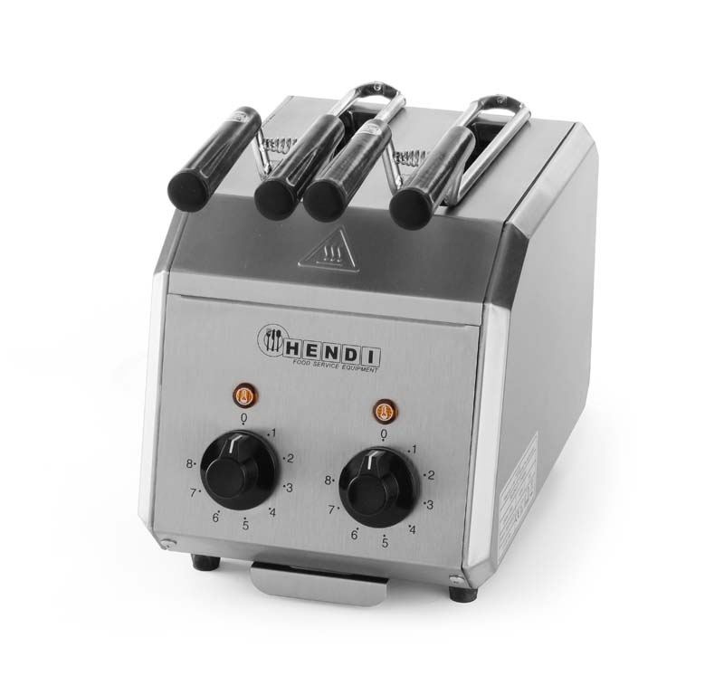 261163 - Kétszeletes Toast Sütő