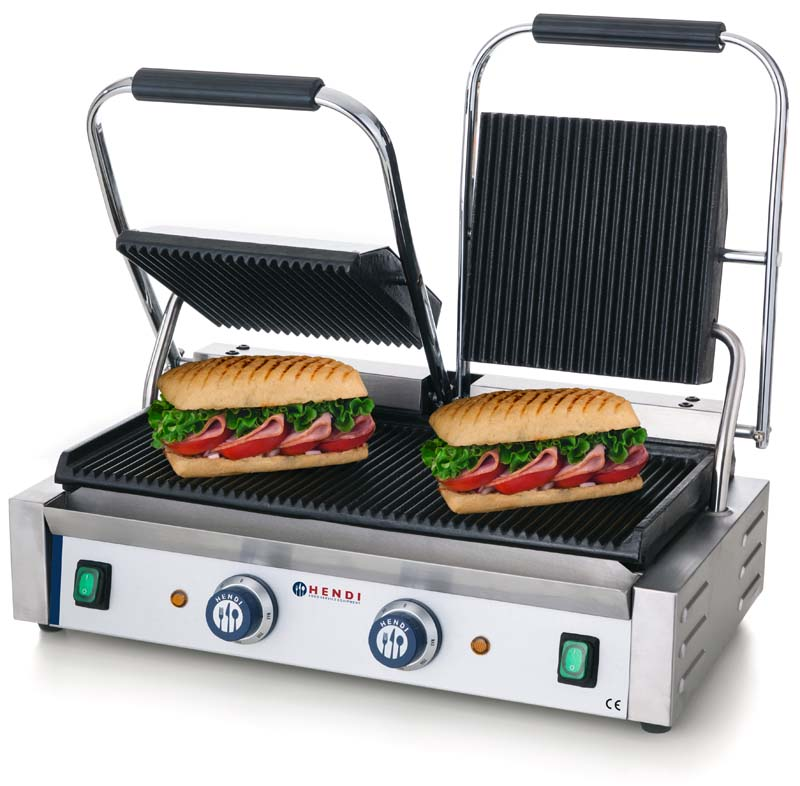 263709 - Contact Grill - Double Version