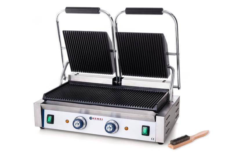 263709 - Contact grill - versiune dublă