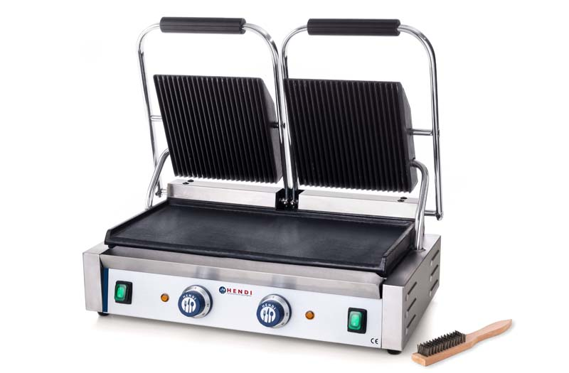 263808 - Contact Grill - Double Version