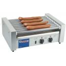 268704 - Sausage rolling grill with 11 rollers