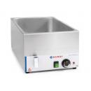 238912 - Bain-marie kitchen line with drain tap