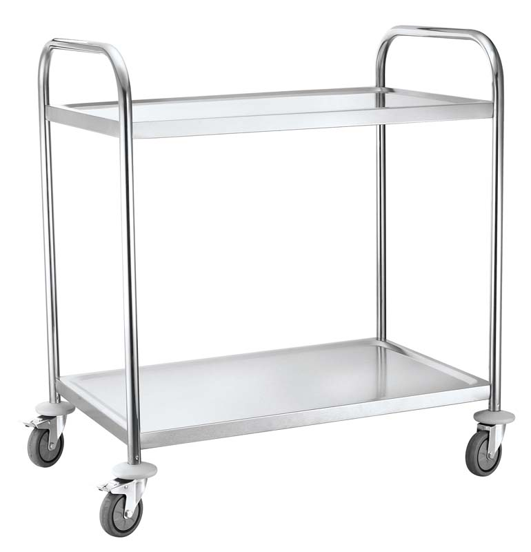810002 - Serving Trolley