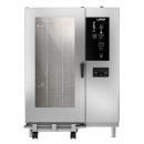 SAEV202R - Elektromos vagy gázüzemű direkt gőzbefúvásos kombi sütő 20x GN 2/1 vagy 40 GN 1/1