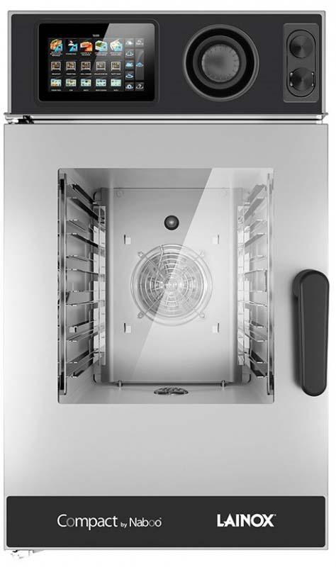 COEN061R - Elektromos direkt gőzbefúvásos kombi sütő 6x GN 1/1