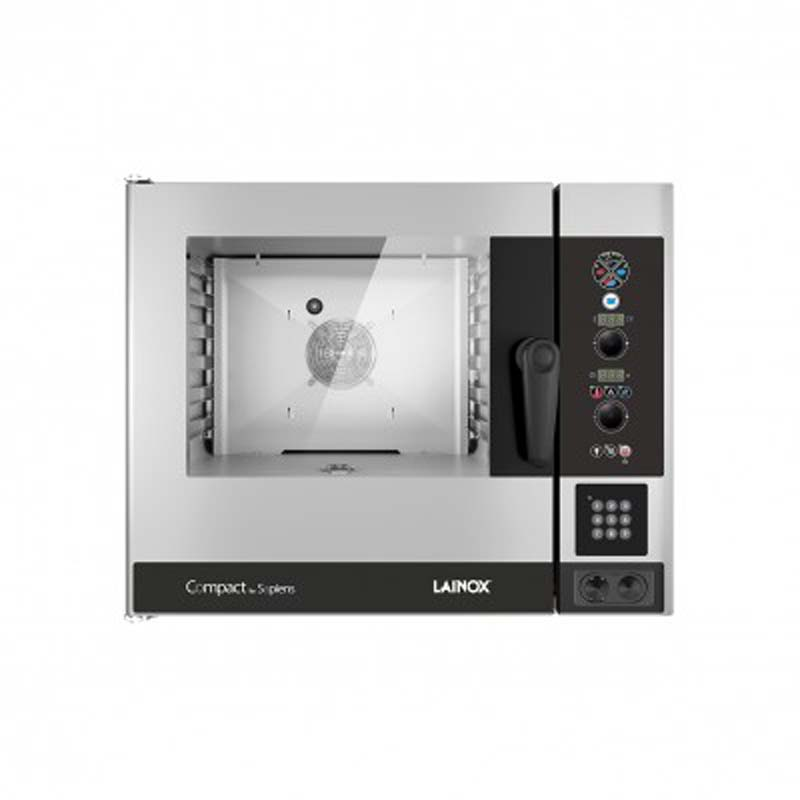 CBES061R - Electric boiler combi oven 6x GN 1/1