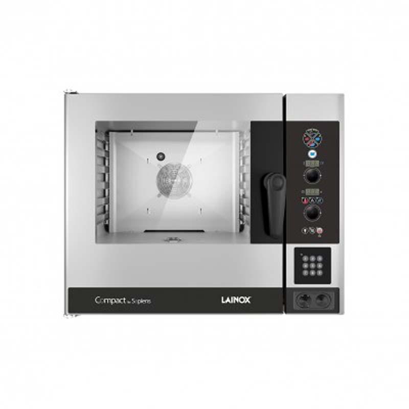 CBES061R - Elektromos boileres kombi sütő 6x GN 1/1