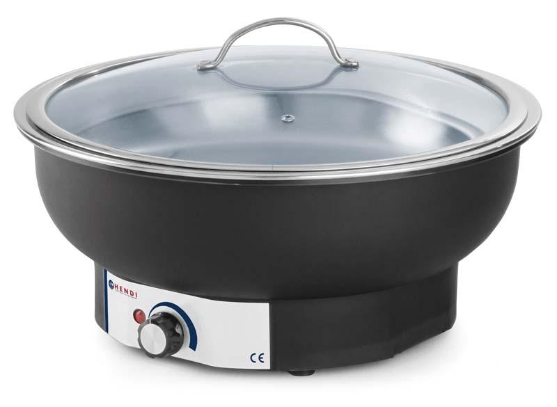 204832 - Chafing dish electric tesino