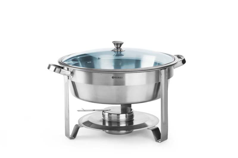 470619 - Round Chafing Dish
