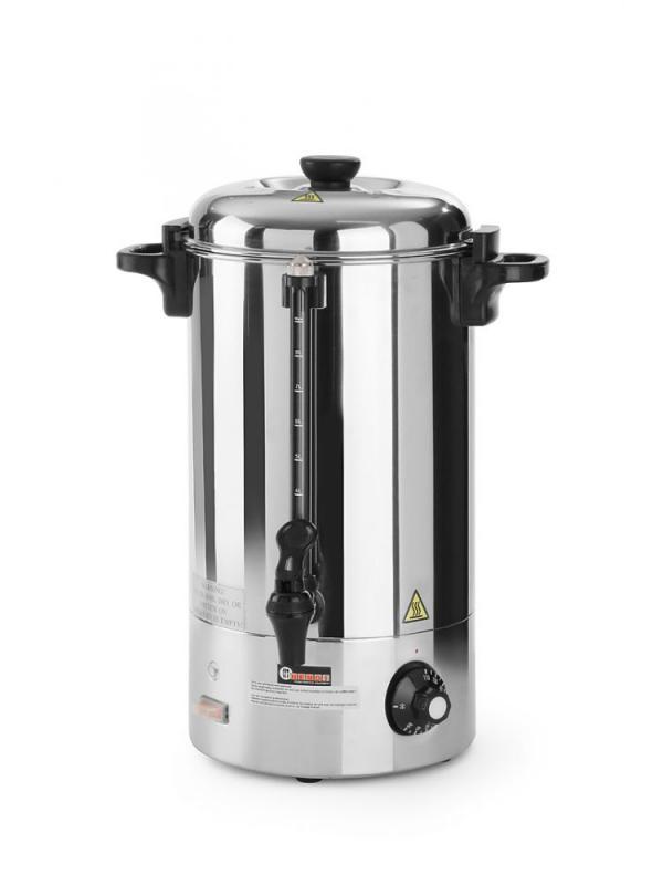 Hot drinks boilers single-walled