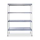 812273 - Aluminium storage rack