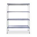 812273 - Aluminium storage rack