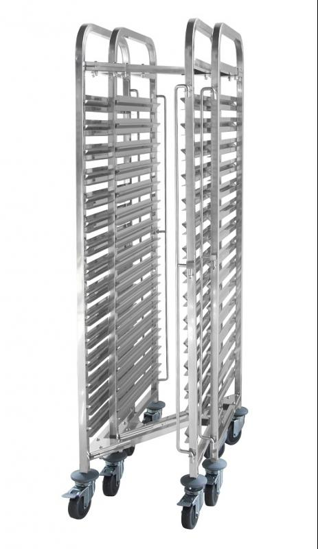 810606 - Clearing trolley compact storage