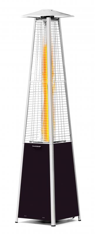 272404 - Patio heater pyramid