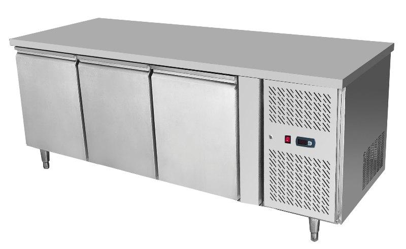 Freezer worktable EPF 3472