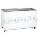 UDD 500SC-Chest freezer with sliding glass door
