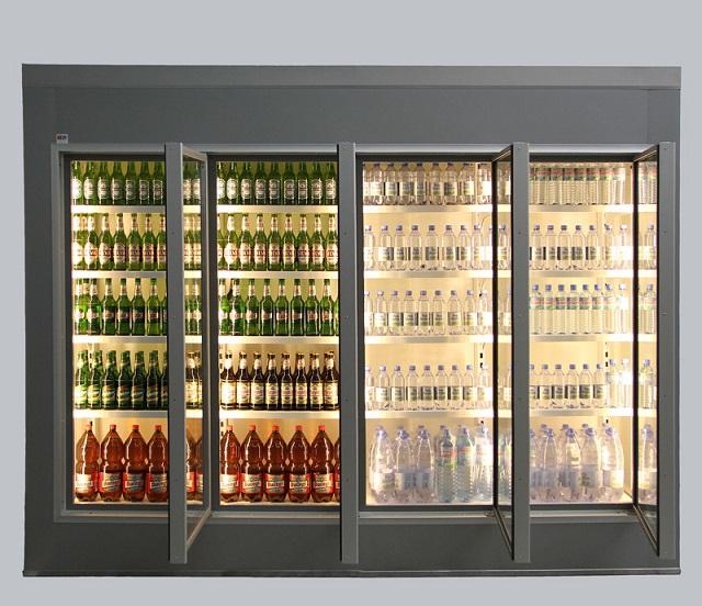 TC 100 GD - Glass door chamber