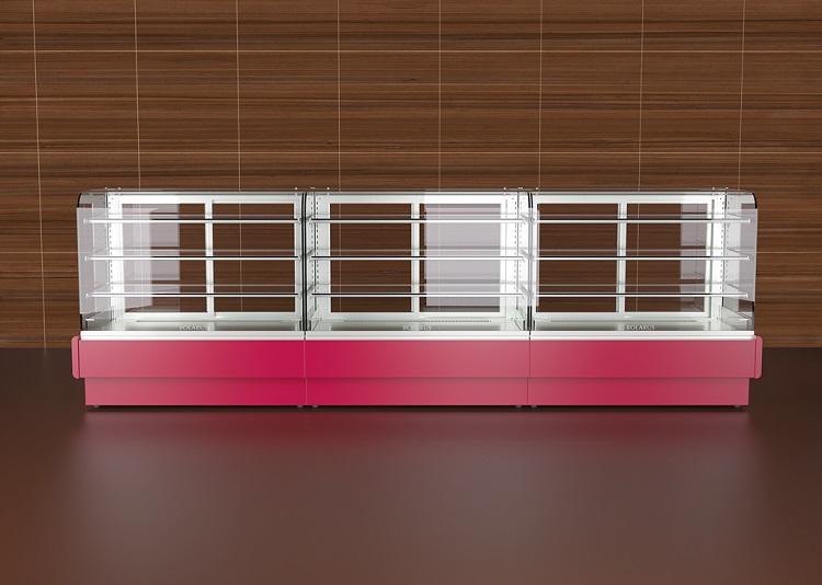 VERTIKA RETRO C600 - Confectionary counter