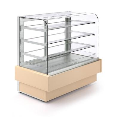 Vitrină frigorifică de cofetărie și patiserie VERTIKA RETRO C600