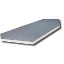 ANTIKORROZÍV panel 20 mm - mintás 80 µm és mintás 80 µm, habsűrűség: 35 kg/m3