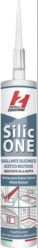 Universal Silicone, Fratelli Zucchini SilicONE F, grey, 280 ml