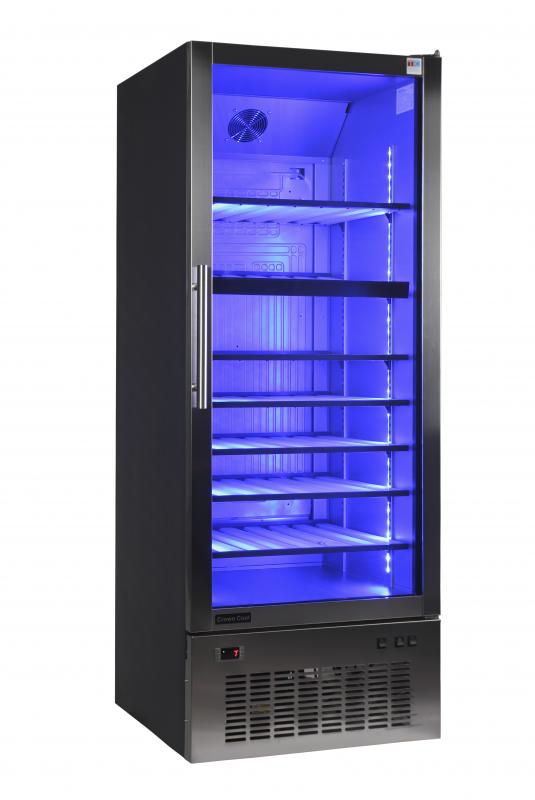 Vitrină frigorifică pentru vinuri J-500 W