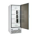 J-600 R solid door, refrigerated with separated containers