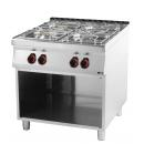 SP 90/80 G Maşină de gătit pe gaz cu 4 arzătoare