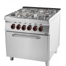 SPT 90/80 11 GE Range with convection oven