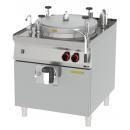BIA 90/150 E Elektromos főzőüst,150 literes